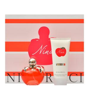 Parfum Nina Ricci Nina Set 80 ML apa de toaleta