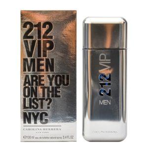 Parfum Carolina Herrera 212 VIP Men apa de toaleta