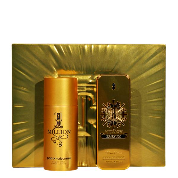 Parfum PACO RABANNE 1 Million SET 100 ML apa de toaleta + 150 ML Deo Spray