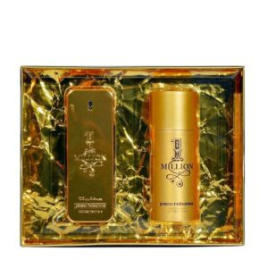 Parfum PACO RABANNE 1 Million SET 100 ML apa de toaleta + 150 ML Deo Spray