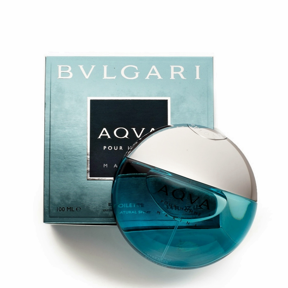 Bvlgari Aqva Marine Parfum 100 ML Apa De Toaleta