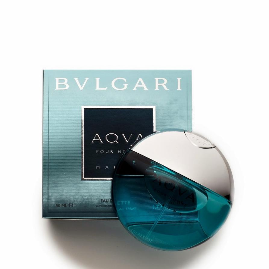 BVLGARI Aqva Marine Parfum 50 ML Apa De Toaleta