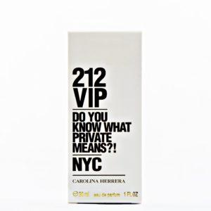 Parfum Caroloina Herrera 212 Vip 30 ML apa de parfum