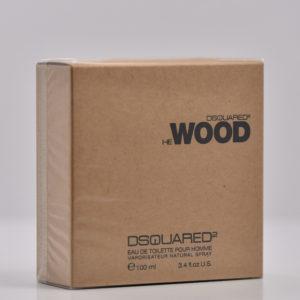 Parfum Dsquared He Wood 100 ML Apa de Toaleta