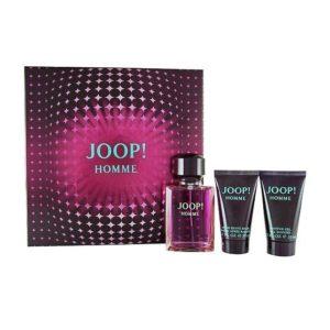 Parfum Joop Homme SET 75 ML apa de toaleta   50 ML gel dus   50 ML after shave