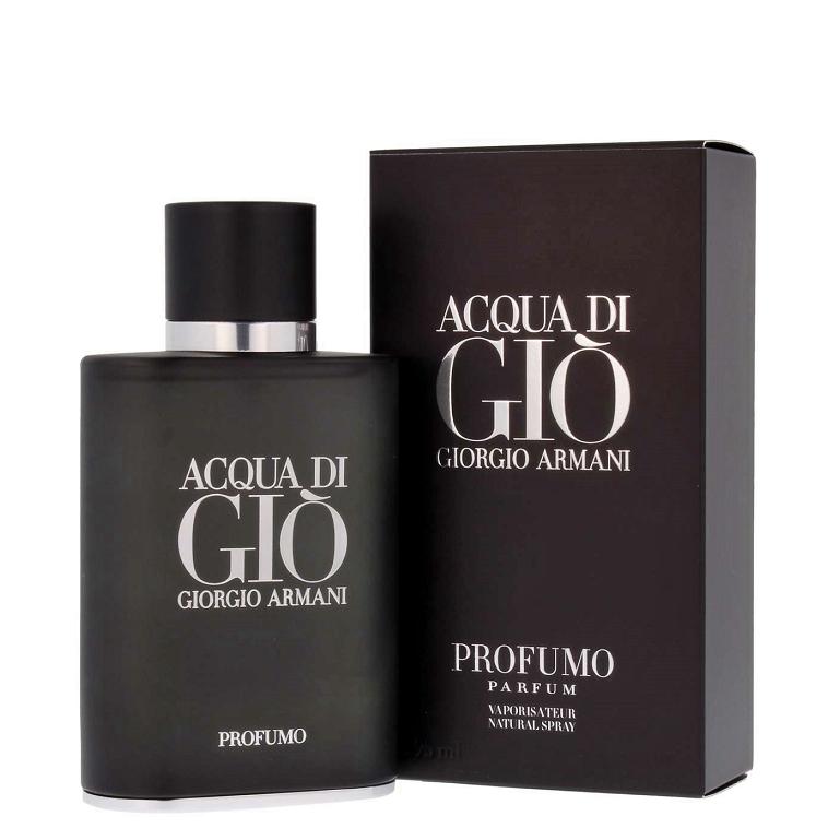 Parfum Armani Acqua Di Gio Profumo 75 Ml Apa De Parfum