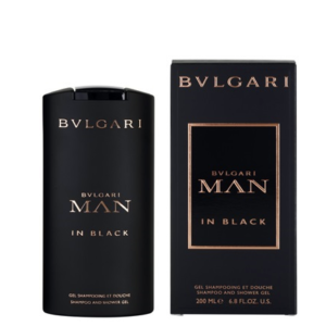 Bvlgari Man In Black Gel Dus