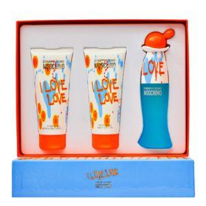 Parfum Moschino I love Love SET 50 ML apa de toaleta