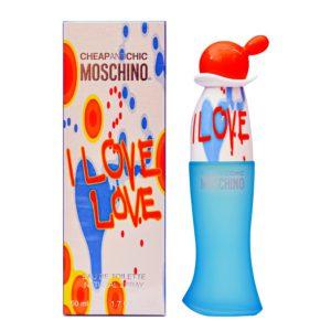 Parfum Moschino I love Love apa de toaleta