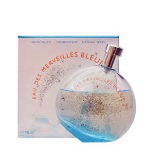 Parfum Hermes Eau des Merveilles Bleue apa de toaleta
