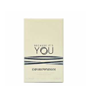 Parfum Armani Because It s You