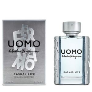 Parfum Salvatore Ferragamo Uomo Casual Life 100 ML apa de toaleta