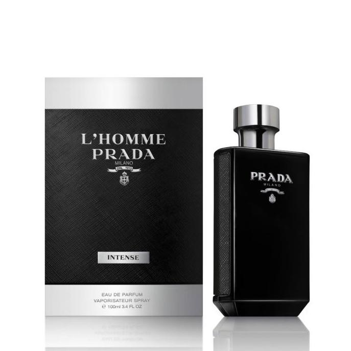 Prada 100 L'homme Parfum Ml Intense Apa De 4R5Lc3qSjA