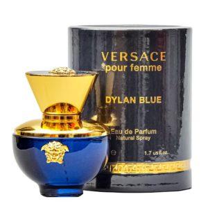 Parfum Versace Dylan Blue Pour Femme 50 ML Apa de Parfum