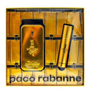 Parfum PACO RABANNE 1 Million SET 50 ML apa de toaleta + 10 ML apa de toaleta