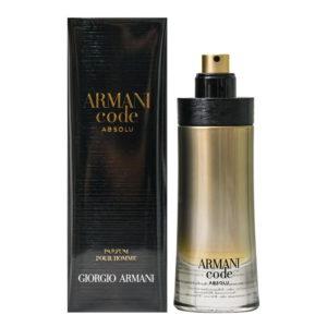 Parfum ARMANI Code Absolu Pour Homme 60 ML apa de parfum