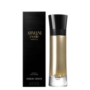 Parfum ARMANI Code Absolu Pour Homme apa de parfum