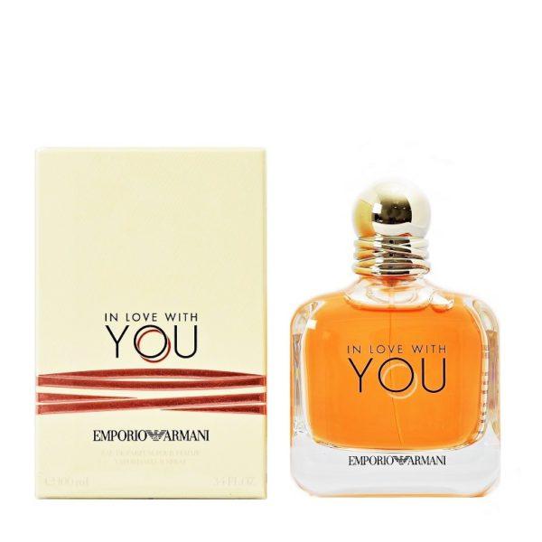 Parfum Armani In Love With You apa de parfum