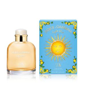 Parfum DOLCE GABBANA Light Blue Sun pour Homme 125 ML apa de toaleta