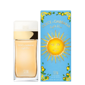 Parfum Dolce Gabbana Light Blue Sun 100 ML apa de toaleta