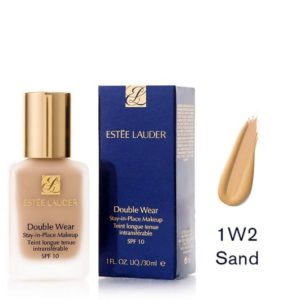 Estee Lauder Double Wear Stay In Place Makeup 1W2 Sand