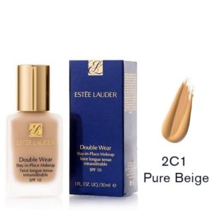 Estee Lauder Double Wear Stay In Place Makeup 2C1 Pure Beige