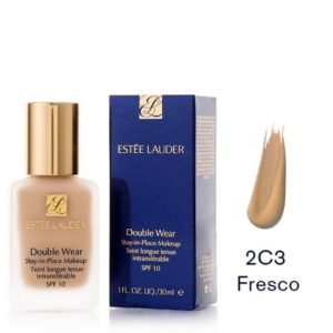 Estee Lauder Double Wear Stay In Place Makeup 2C3 Fresco
