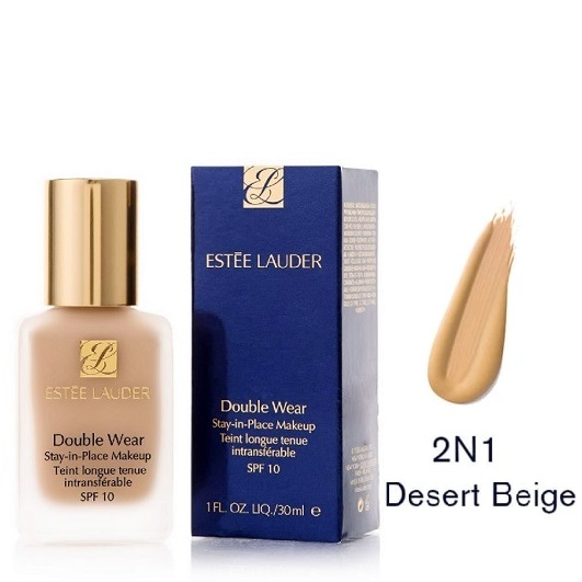 Estee Lauder Double Wear Stay In Place Makeup 2N1Desert Beige