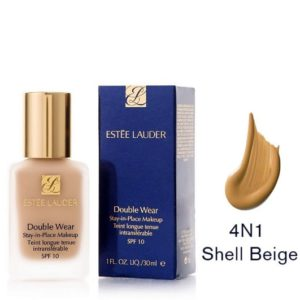 Estee Lauder Double Wear Stay In Place Makeup 4N1 Shell Beige