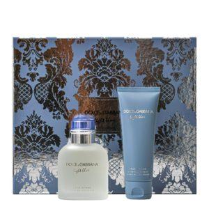 Parfum DOLCE GABBANA Light Blue pour Homme SET 75ML apa de toaleta