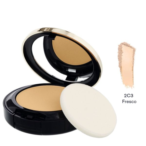 Pudra Estee Lauder Double Wear Stay In Place Matte Powder Foundation 2C3 Fresco