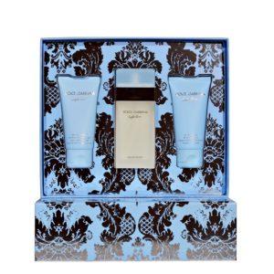 Parfum Dolce Gabbana Light Blue SET 50 ML