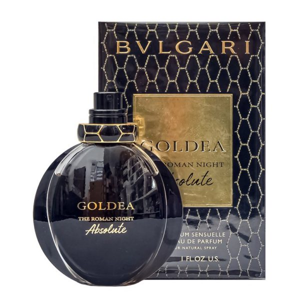 Parfum Bvlgari Goldea The Roman Night Absolute apa de parfum