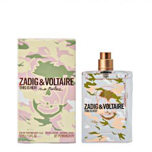 Parfum Zadiq Voltaire This is Her No Rule apa de parfum