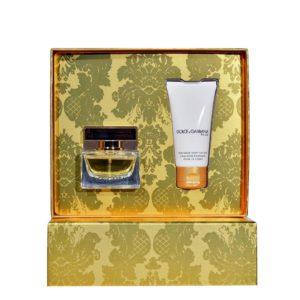 Parfum Dolce Gabbana The One SET 30 ML Apa de Parfum + 50 ML Lotiune de corp